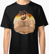 ADAM LIKES CROSSING ARMS - BEARPRIDE Classic T-Shirt
