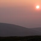 Dartmoor at dusk by Vulcha