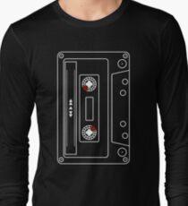 Cassette Tape Old School Pop Culture 80 90 Retro Casual Street Wear T-Shirt