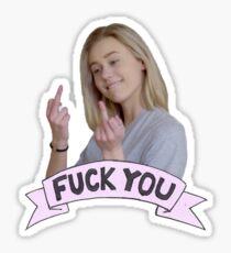 noora - skam Sticker