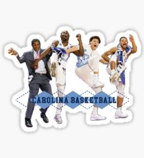 UNC Basketball March Madness 2017 Sticker