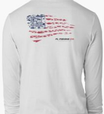 American Flag RED  T-Shirt