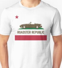 Roadster Republic Unisex T-Shirt