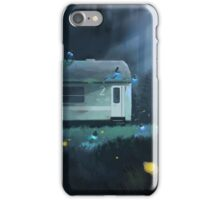 Night Train iPhone Case/Skin