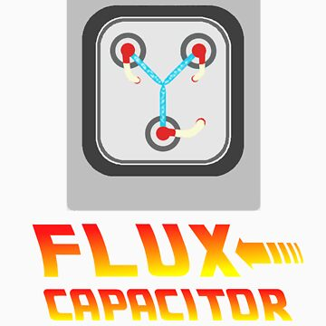 Flux Capacitor by Dangelus974