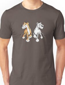 Two Tigers Unisex T-Shirt