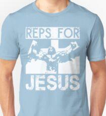 Reps For Jesus Unisex T-Shirt