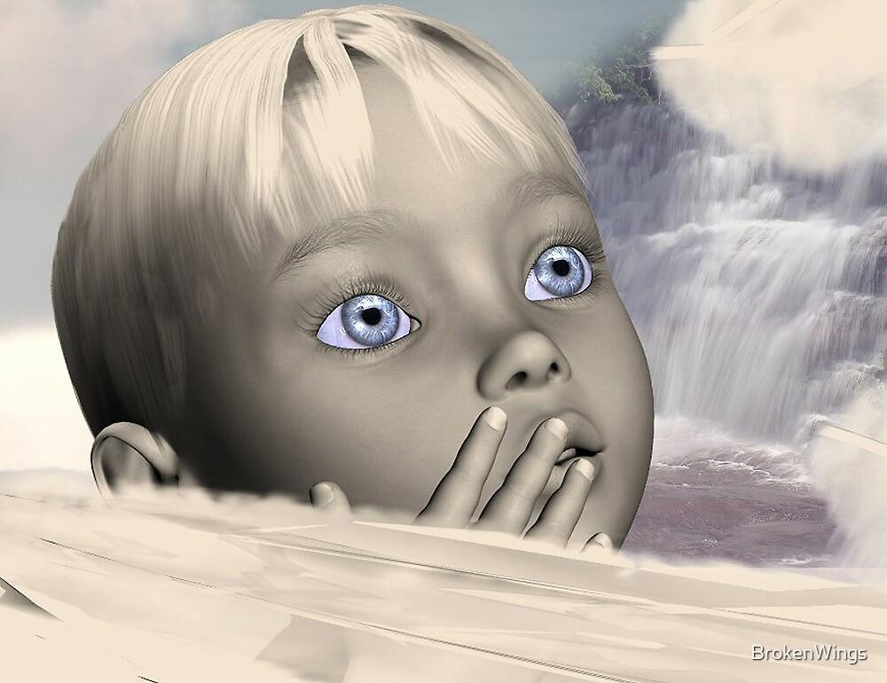 Eyes of An Angel by BrokenWings