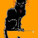 Salem - The Original Chat Noir by kgullholmen