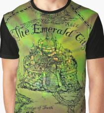 The Emerald City Graphic T-Shirt