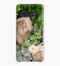 "And the Mommy Bunny Said, ""Oh My!"" Case/Skin for Samsung Galaxy"