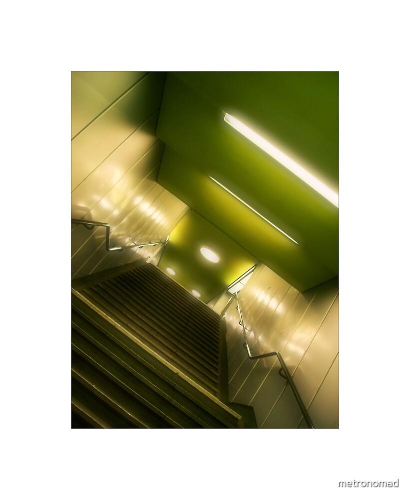 Apple Green Underground by metronomad