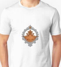Cinnamon frame T-Shirt