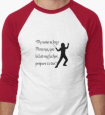 Inigo Montoya Men's Baseball ¾ T-Shirt