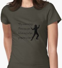 Inigo Montoya Womens Fitted T-Shirt