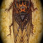 The Locust King . . . . by evon ski