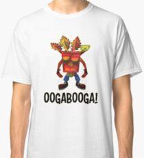 Oogabooga! (Crash Bandicoot) Classic T-Shirt