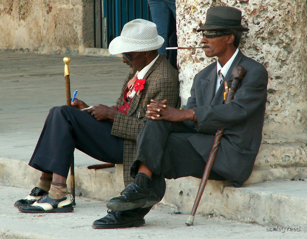 cuban gents by ashley reed