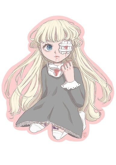 Doll by aurameii