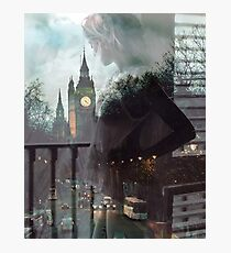 Fille Londres Photographic Print
