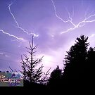 summer lightning fun by LoreLeft27