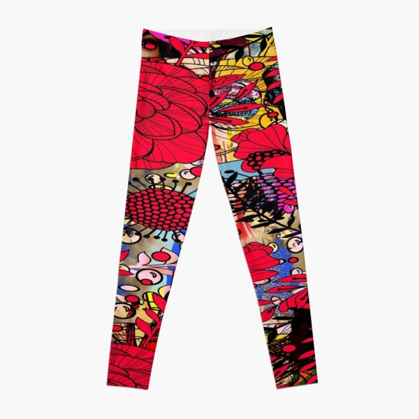 First Day of Spring, 2017  Leggings