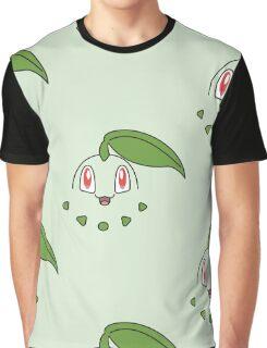 Grass type Graphic T-Shirt