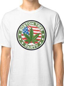 Boston Tree Party Classic T-Shirt
