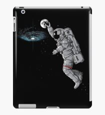 Astronaut dunk iPad Case/Skin