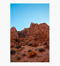 Valley of Fire 14 Photographic Print
