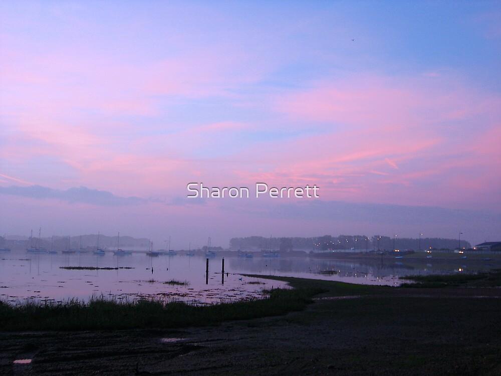 Sunrise 04-10-07 by Sharon Perrett