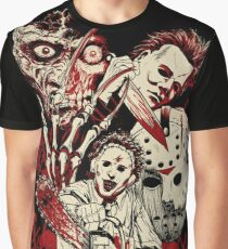Horror guys Graphic T-Shirt