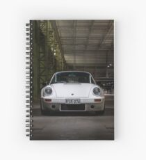 Sean's Porsche Carrera 911 Spiral Notebook