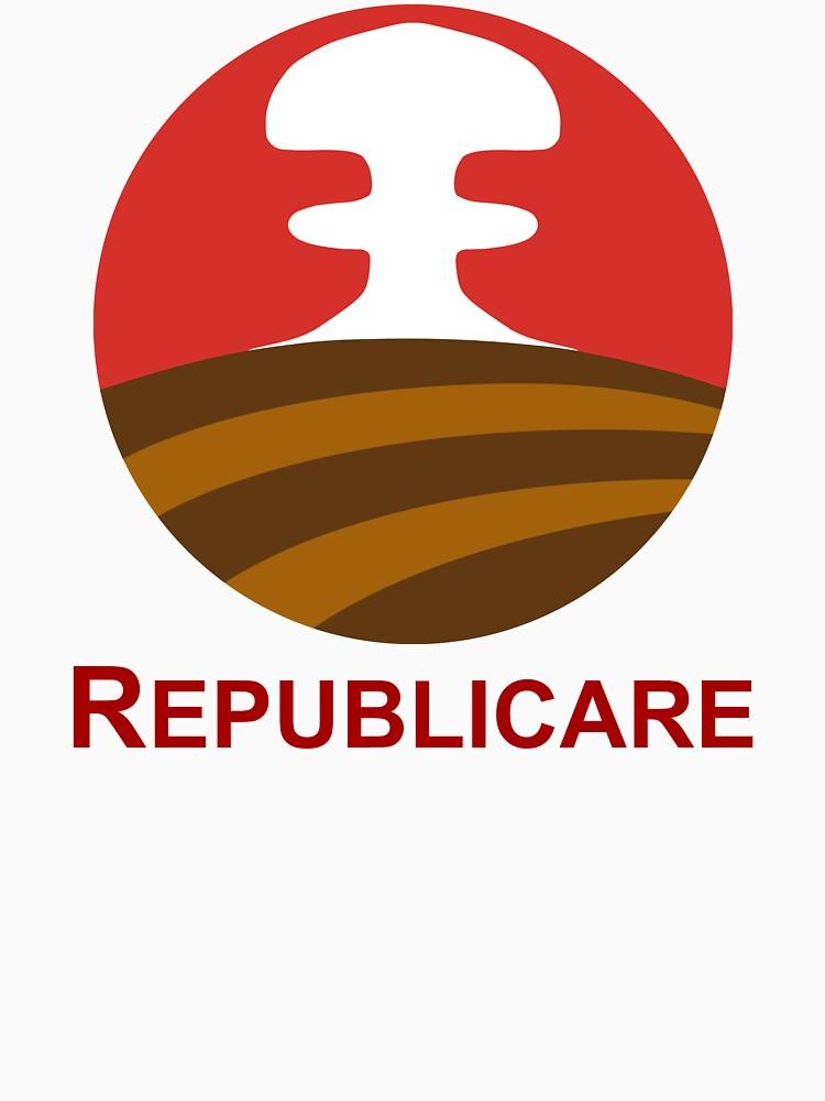 Logotipo republicano de xpotaterx