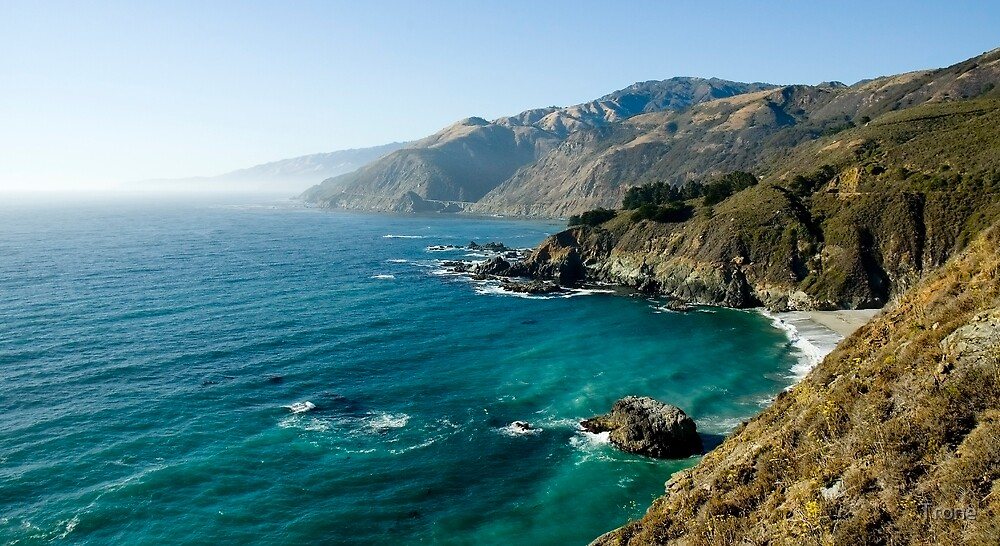 South of Big Sur by Trone