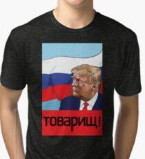 Comrade! Tri-blend T-Shirt