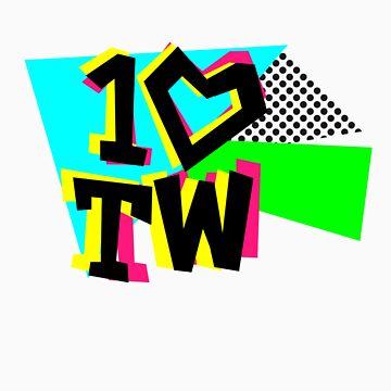 TW is old skool by twist