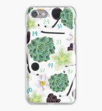 Dallas Stars Floral Design iPhone Case/Skin