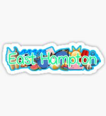East Hampton Sticker Sticker