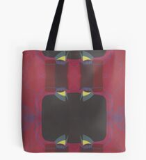 Repetition entwined Tote Bag