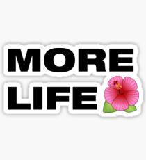 Drake More Life Sticker