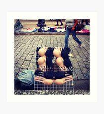 underwear Art Print