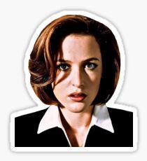 Dana Katherine Scully Sticker