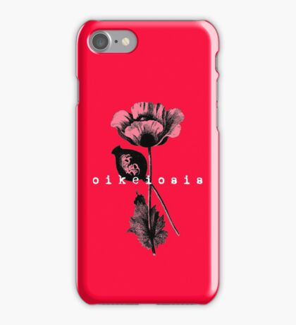 oikeiosis iPhone Case/Skin