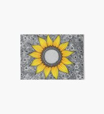 Sonnenblume-Muster Galeriedruck