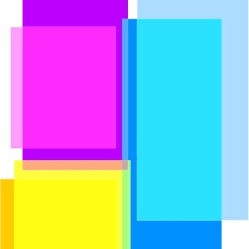 """These Are Just Colored Rectangles But I Think """"Bricks"""" Is A Good Artsy Title by sadboiz95"""