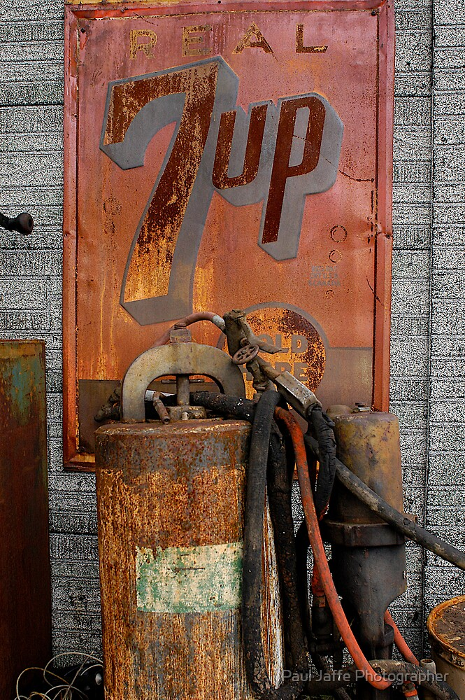7-Up by Paul Jaffe Photographer