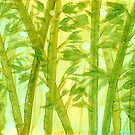 Bamboo by inkcetera
