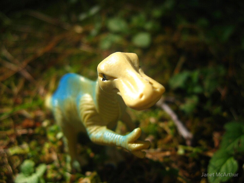 dino! by Janet McArthur
