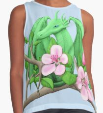 Spring Apple Tree Dragon Contrast Tank